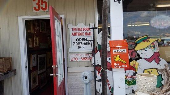 Eddyville, KY: entrance