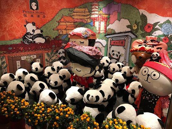 Panda Hotel Updated 2019 Reviews Price Comparison Hong Kong