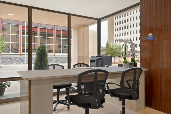 Prince George, Canada: Business Centre
