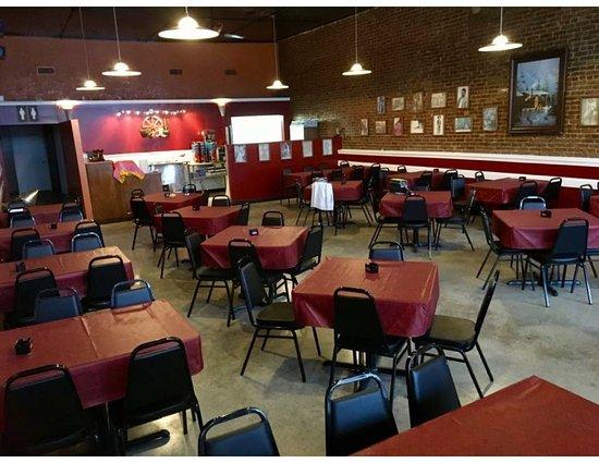 Cooper, TX: Redone interior