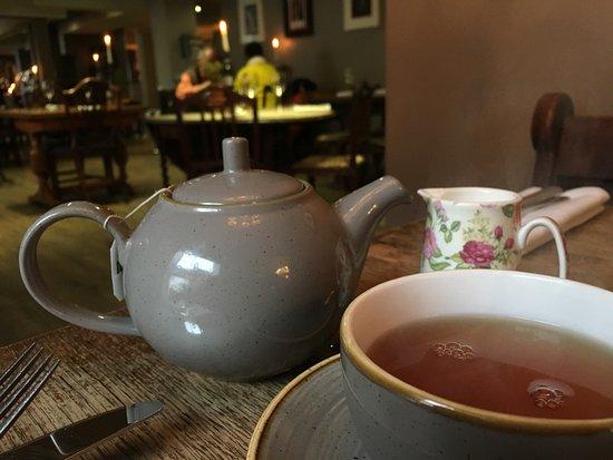 The Minster Arms: Earl Grey Tea