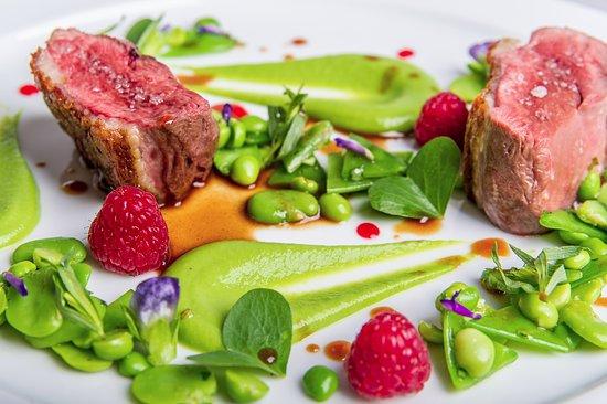 Mortagne-sur-Gironde, Francia: La Cuisine du Chef Loic Mercier