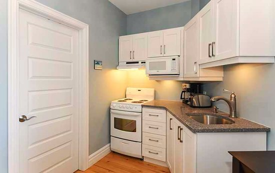 Wakefield, Canadá: Your in-suite kitchen