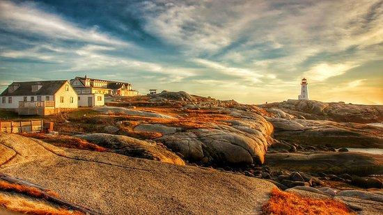 Halifax, Kanada: Beautiful Peggy's Cove!