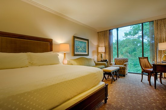 The Houstonian: King room
