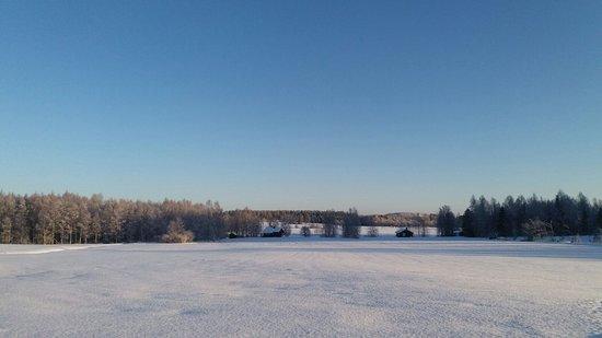 Eastern Finland, Finland: Majatalo Puukarin Pysäkki