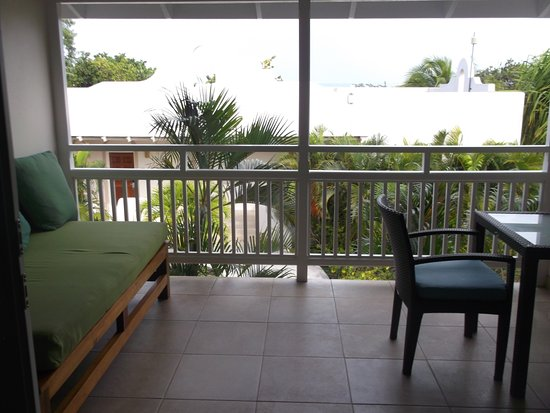 Spice Island Beach Resort: View from Oleander Suite