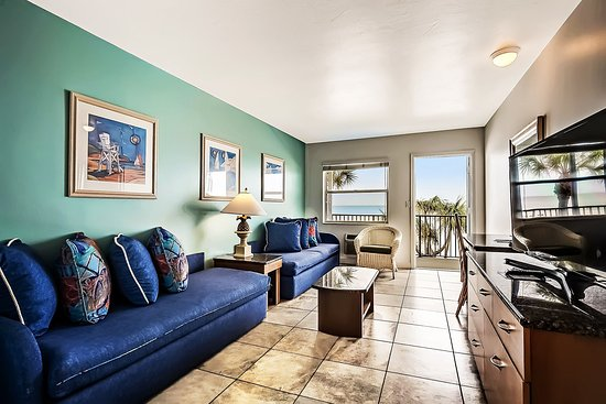Bon Aire Resort: Apartment with a Gulf View.