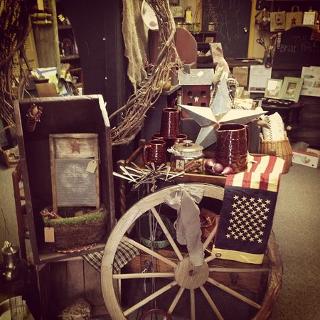 Mount Gilead, OH: Lots of fun finds at The Briar Patch!