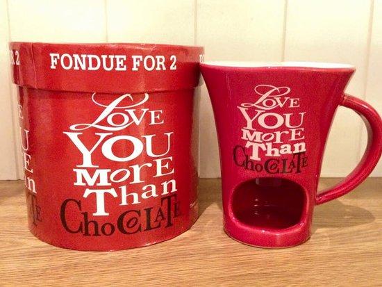 Brighton, كندا: Try some fondue for 2