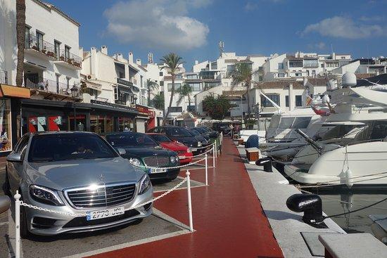 Autos embarcaciones de lujo puerto ban s marbella - Puerto banus marbella ...