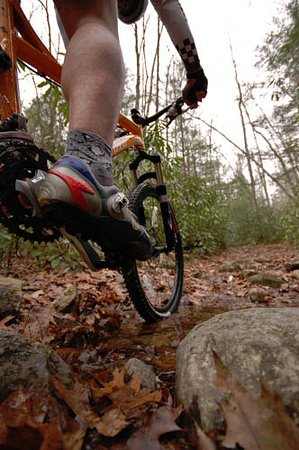 Damascus, VA: Biking the Iron Mountain Trail