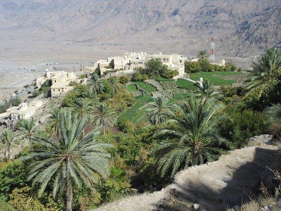 Ruwi, Oman: Wakan