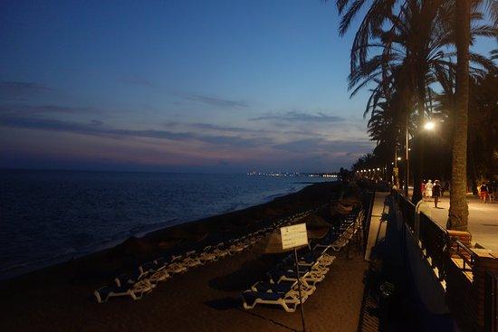 Avenida Ricardo Soriano : Avenida del Mar Marbella