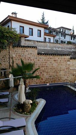 Dogan Hotel: Pool