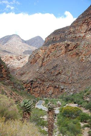 De Rust, Republika Południowej Afryki: der Pass