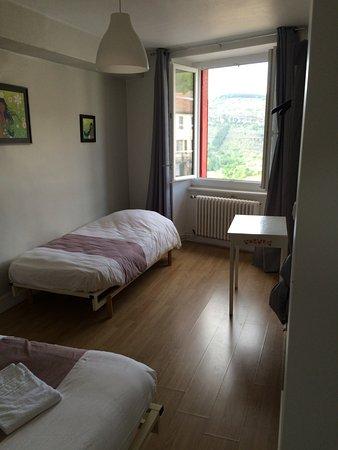 Saint-Rome-de-Tarn, France : Chambre 7