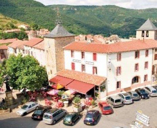 Saint-Rome-de-Tarn, France : L'AUBERGE DE ST ROME