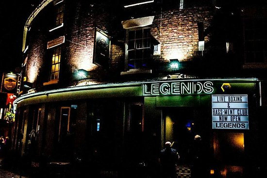 ‪Legends Sports Bar‬