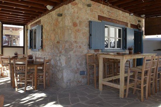 Deryneia, Kypros: Μουσείο Caffee Lounge Souvenir Shop