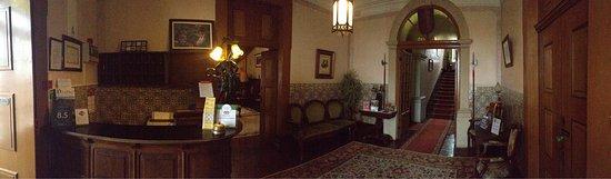 Alegre Hotel: Hall de entrada