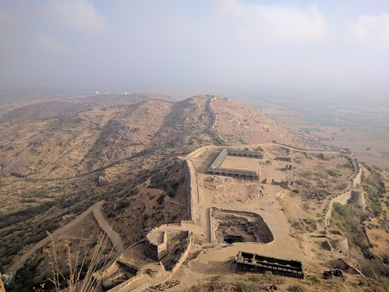 Anantapur, Hindistan: Gooty Fort
