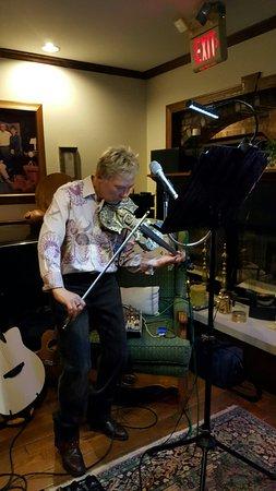 Dresden, OH : Dr. Schumann is professor of music at Muskingum University