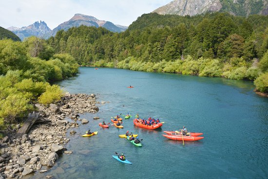 Valais Wallis Adventures: Whitewater Kayak Expeditions