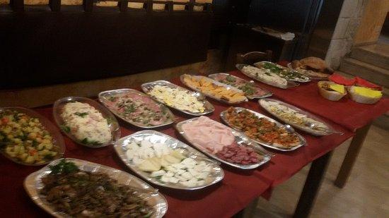 Uggiano La Chiesa, Italy: Appetitosa