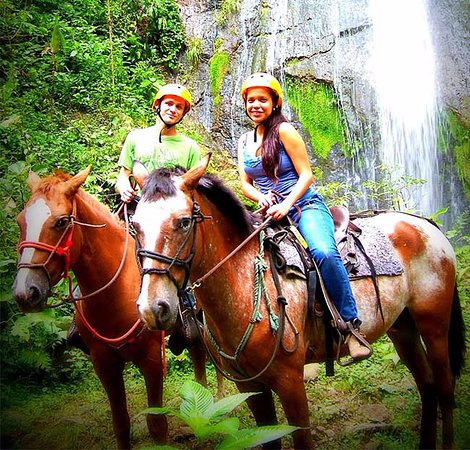 San Ramon, Costa Rica: Horseback Riding