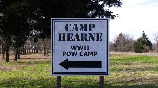 Hearne, Τέξας: Sign