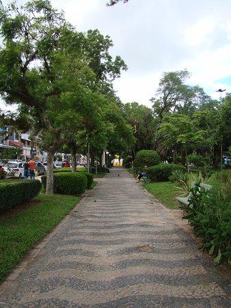 Camaqua, RS: Caminhos da praça