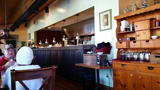 Waynesville, NC: Front Dining Room