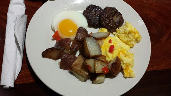 Hotel Rehoboth: Buffet breakfast