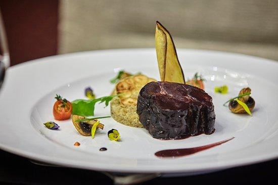 Mirador Lounge Restaurant: Cordero en vino tinto