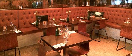 Restaurant Vlaming: Interior.