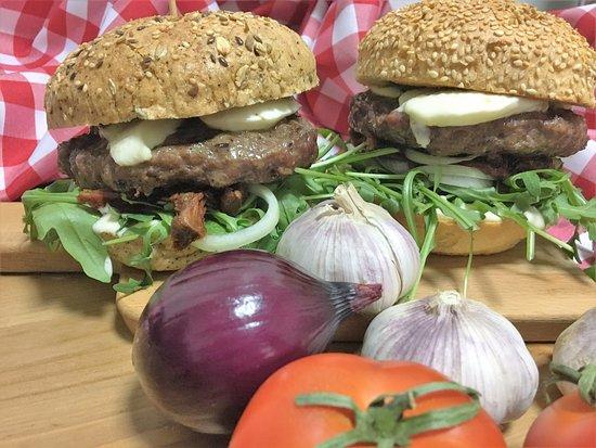 Ruda Slaska, Poland: Burger Mariano Italiano