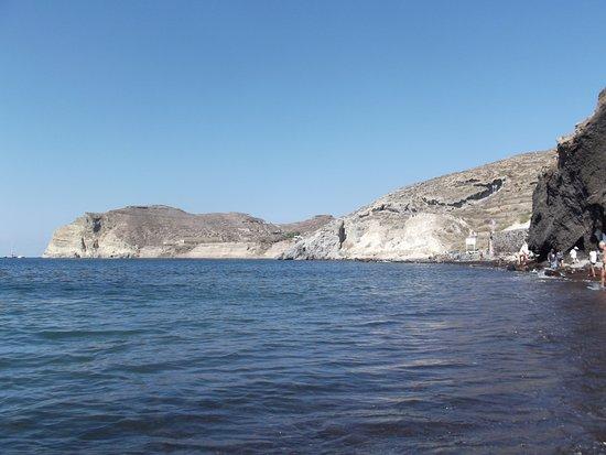 شاطئ ريد: From the beach