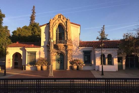 The museum is located in the historic Claremont Depot just steps away from the Metrolink stop.