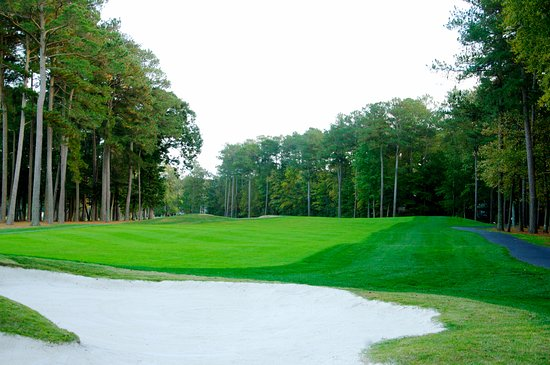 Ocean Pines, MD: Our Robert Trent Jones, Sr.-designed course features strategic bunkering.