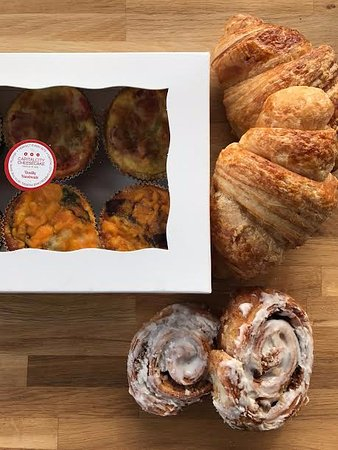Takoma Park, MD: Fresh Pastries