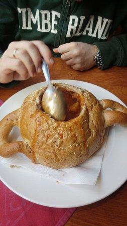 Genial!!! Típica comida Checa!!