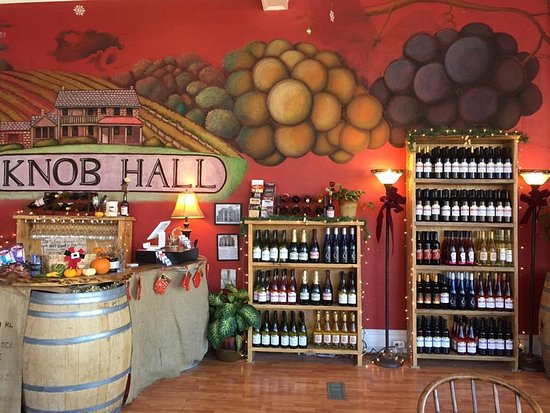 Knob Hall Winery
