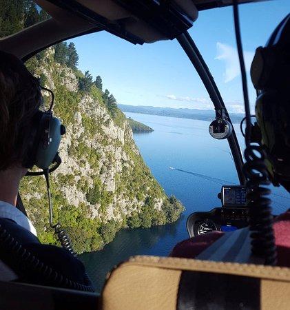 Taupo District, Nowa Zelandia: Whakaipo Bay - Lake Taupo