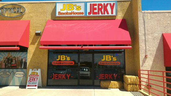 JB's SmokeHouse Jerky