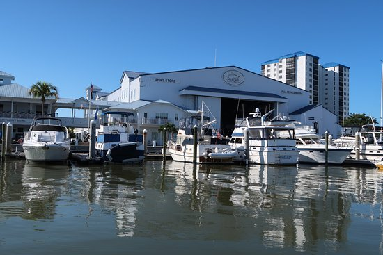 Snook Bight Marina Boat Rentals