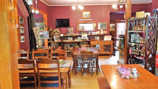Talisman Cafe : Interior
