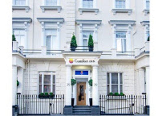 Comfort Inn Buckingham Palace Road: ComfortInnPortal2_large.jpg