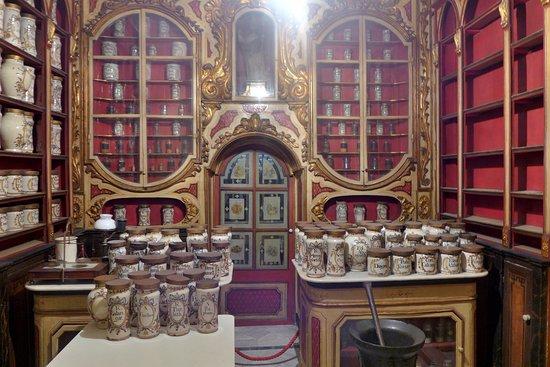 Museo de la Farmacia Hispana