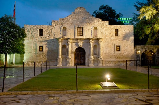 The Alamo (next door)